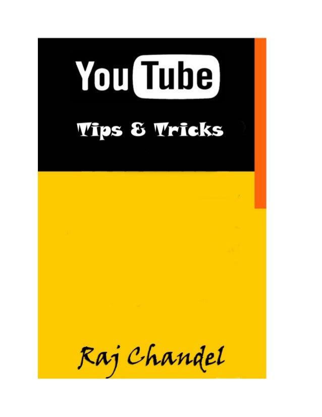 Youtube Tips & Tricks 2014