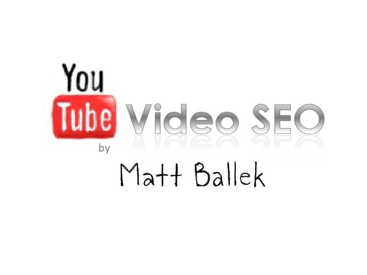 The Ultimate YouTube Optimization Guide
