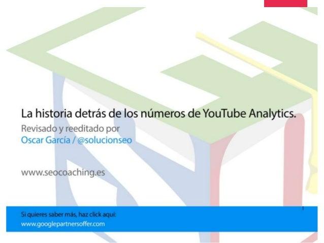 YouTube analytics   posicionamiento en YouTube
