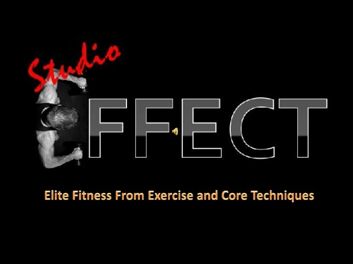 Elite Fitness From Exercise and Core Techniques<br />
