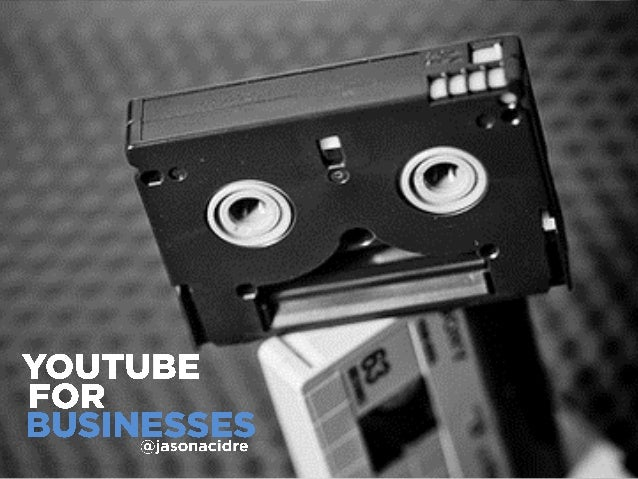 Youtube Marketing for Businesses