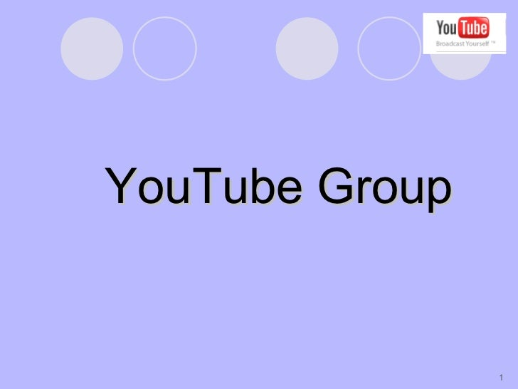 YouTube Group