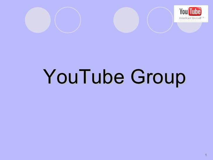 YouTube Group