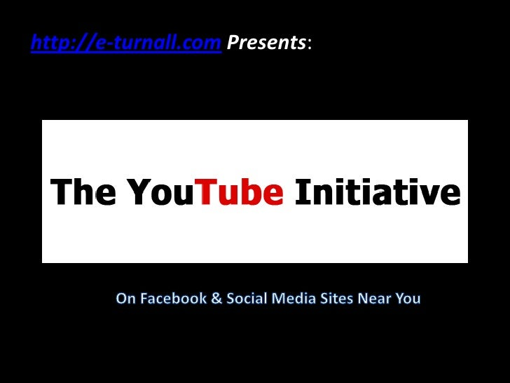 http://e-turnall.com Presents:<br />On Facebook & Social Media Sites Near You<br />