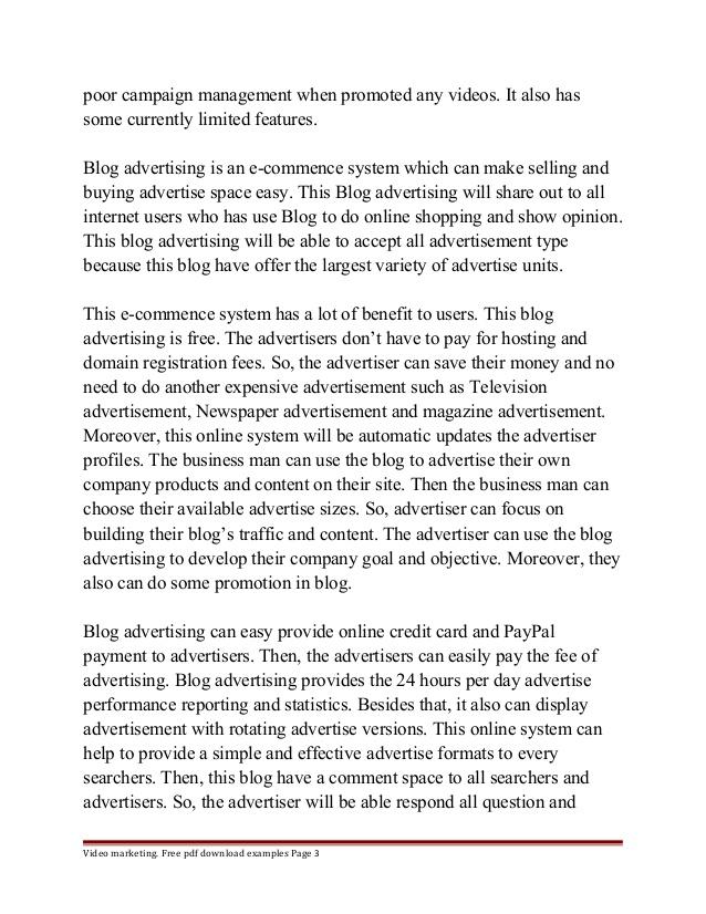 Эссе | Размышления на темы, связанные с маркетингом