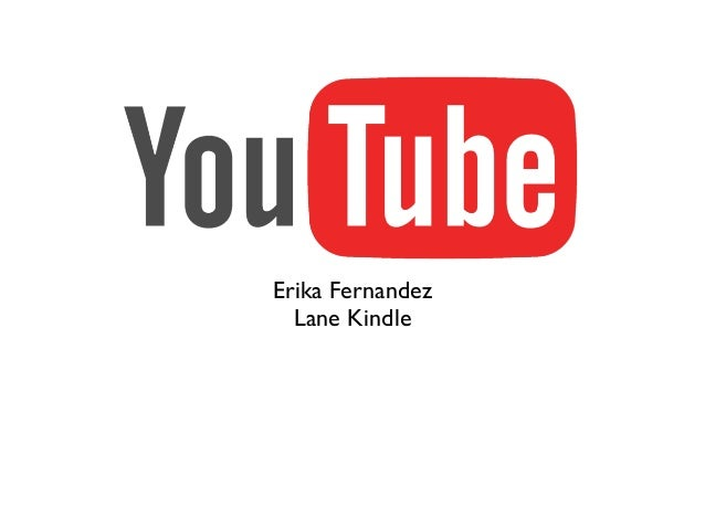 You tube presentation finalized pdf