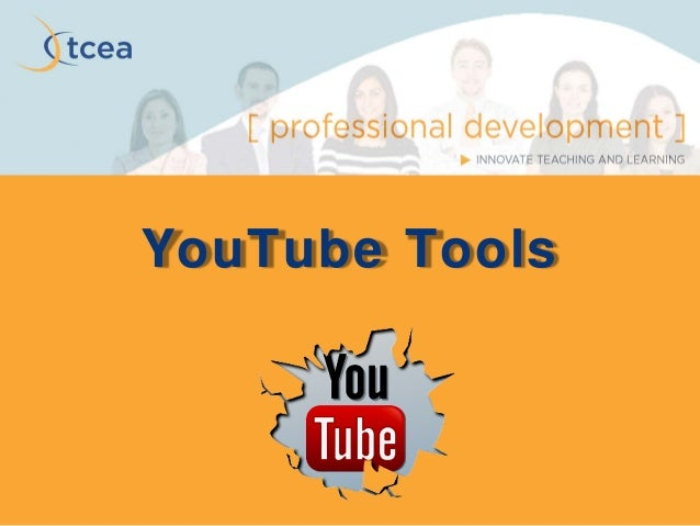 YouTube Tools in the Library