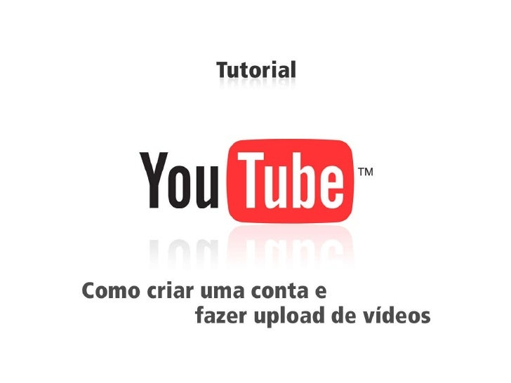 YouTube - Tutorial