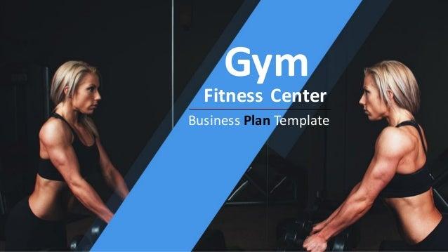 Business plan fitness center