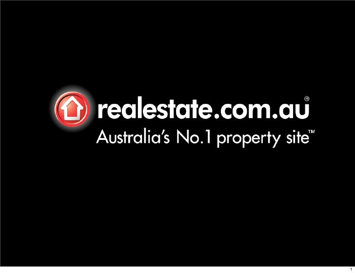 YOW Mobile Night 2011 - The realestate.com.au mobile story