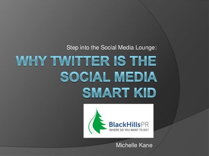 Twitter - Mini-Social Media Workshop
