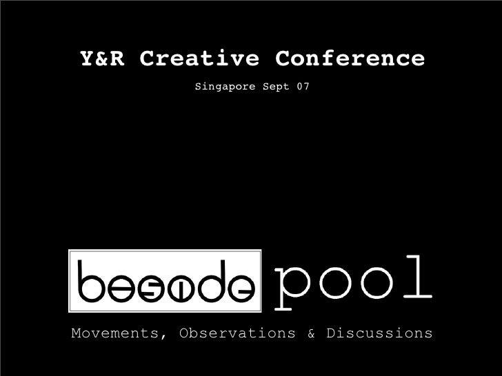 Y&R Conference