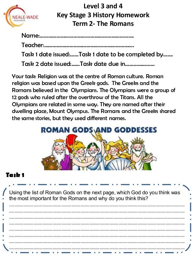 Romans facts homework help youth - s6 creative writing