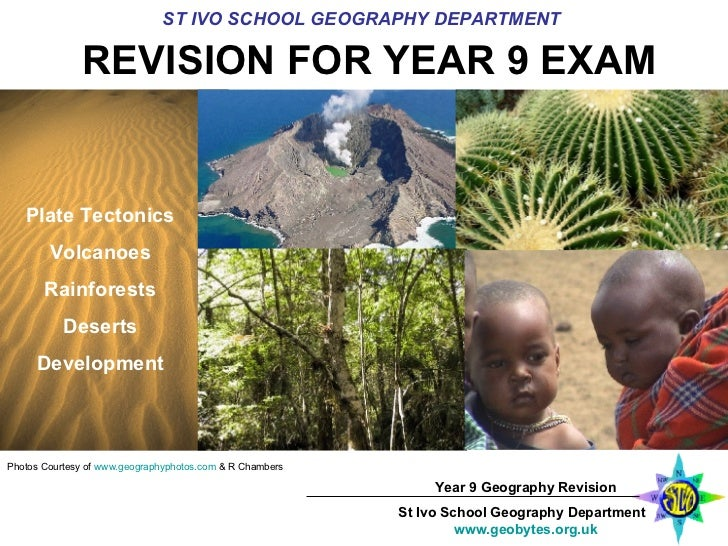 Yr9 Revision Powerpoint