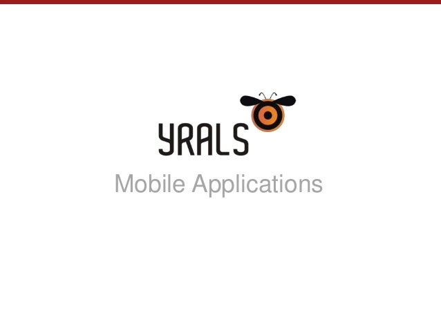 Yrals Mobile Apps For SMBs