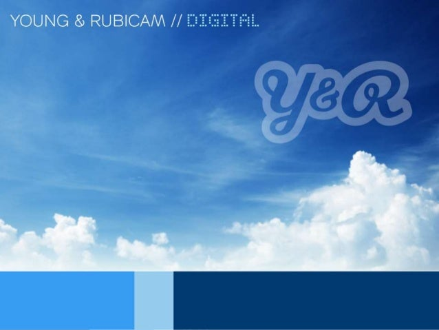 A full-service advertising agency, Young & Rubicam is always among the top three agencies in creative reputation, size and...