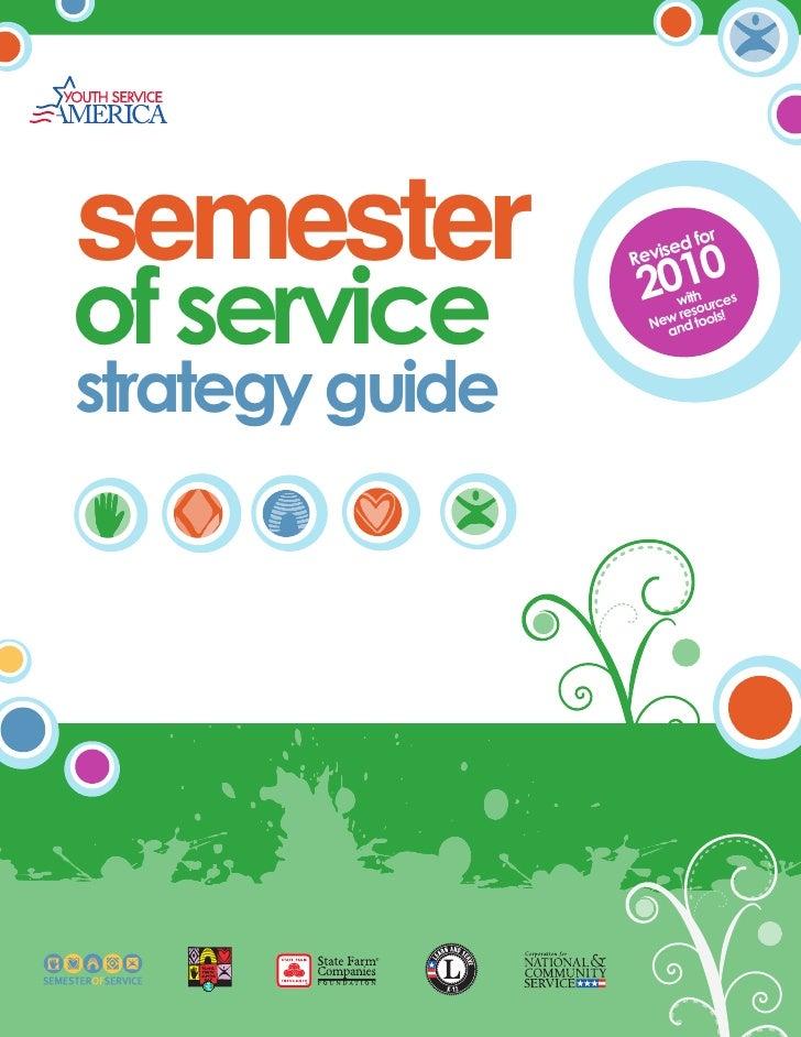 YSA 2010 SOS Stategy Guide