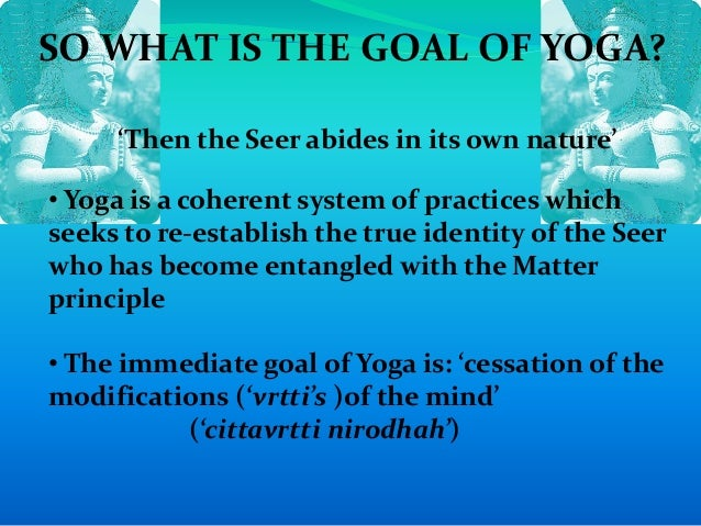 Approaches to the True Goal of Yoga (Part 3)