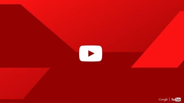 Agenda Teil 1 Neue Regeln für Content Messen und Optimieren Die Evolution von YouTube