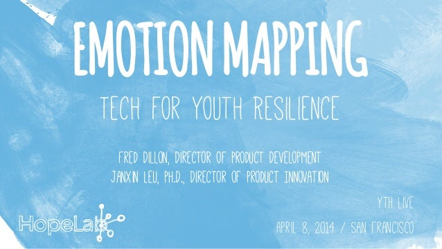 Emotion Mapping: Tech for Youth Resilience