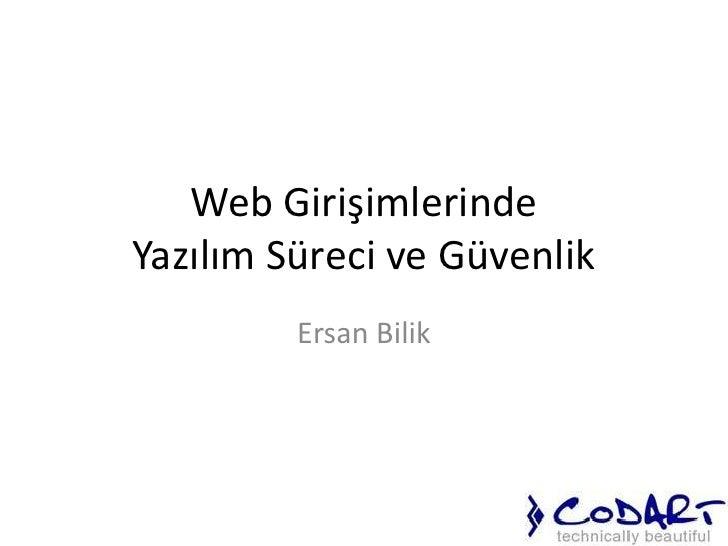 YTU Web Gunleri
