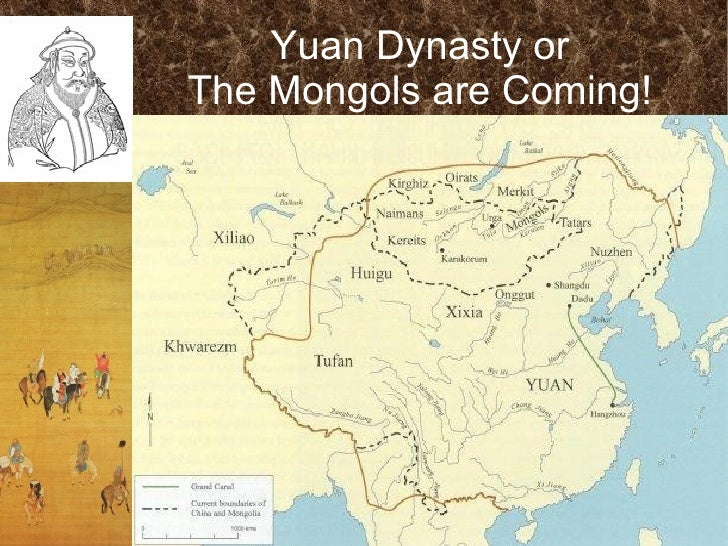Yuan Dynasty or The Mongols are Coming!