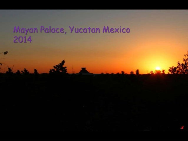 Yucatan vacation 2014