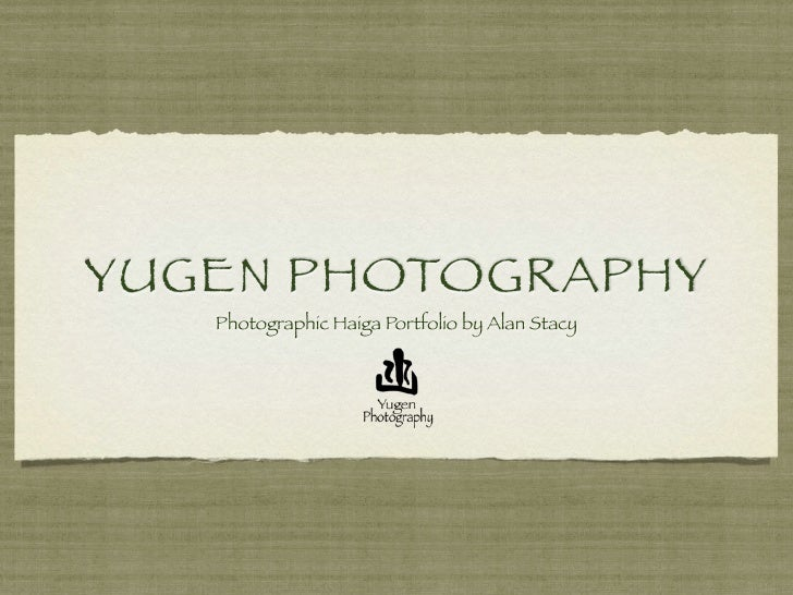 Yugen photography