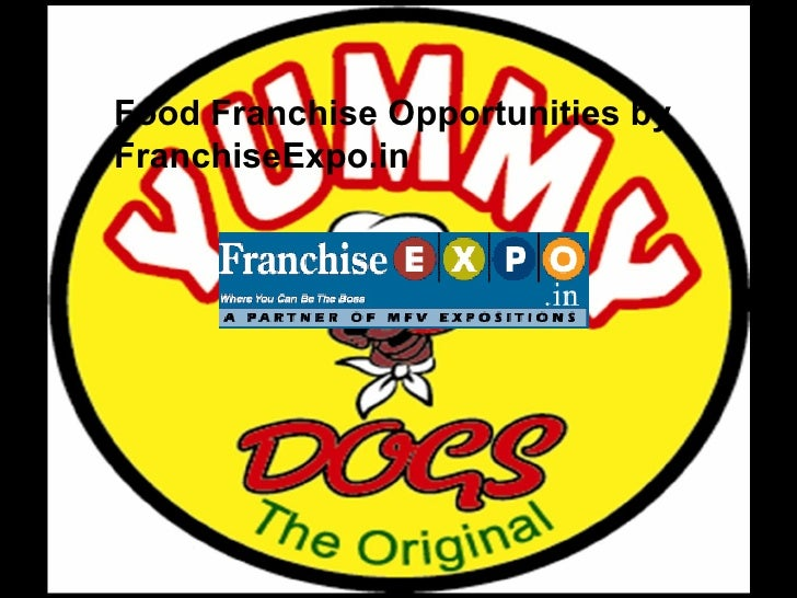 Food Franchise Opportunities by FranchiseExpo.in