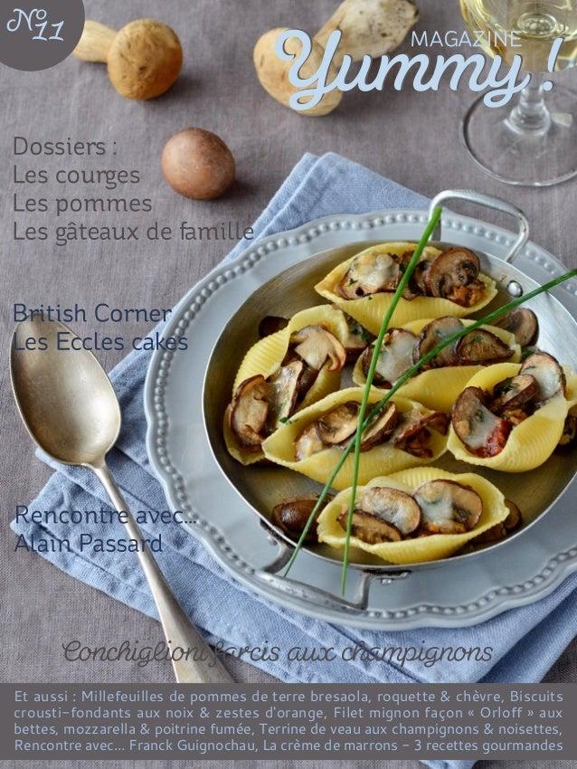 Et aussi : Millefeuilles de pommes de terre bresaola, roquette & chèvre, Biscuits crousti-fondants aux noix & zestes d'ora...