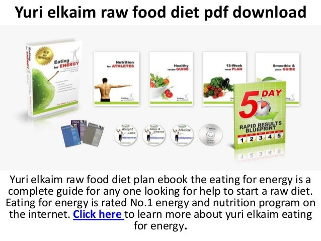 Raw food diet plan pdf healthy foods recipes healthy fruit smoothie recipes with almond milk forumfinder Choice Image