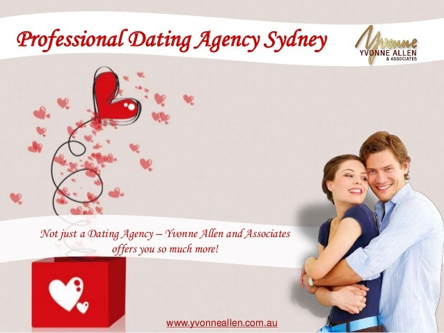 Dating agency jobs sydney