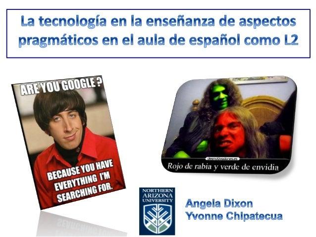 2 Competencia comunicativa Bachman 1990 C. pragmática Variedad de dialecto Vocabulario Manipulativa Imaginativa Heurística...