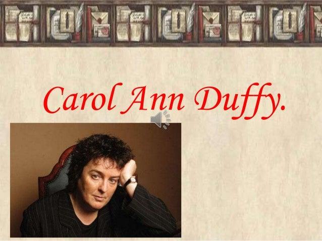 Carol Duffy