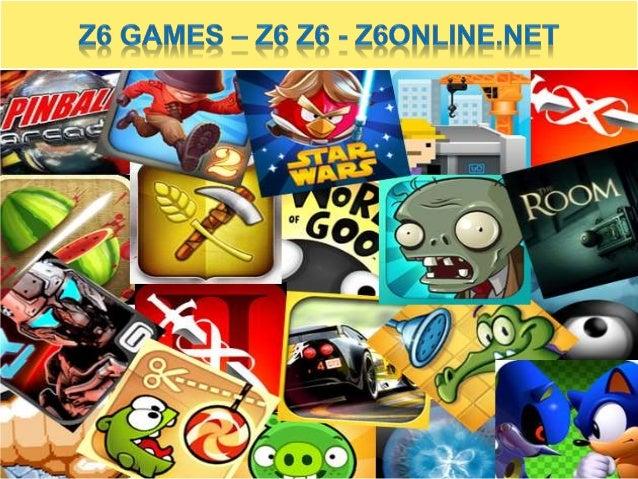 TOP Z6 GAMES