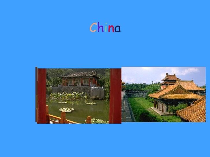 C h i n a