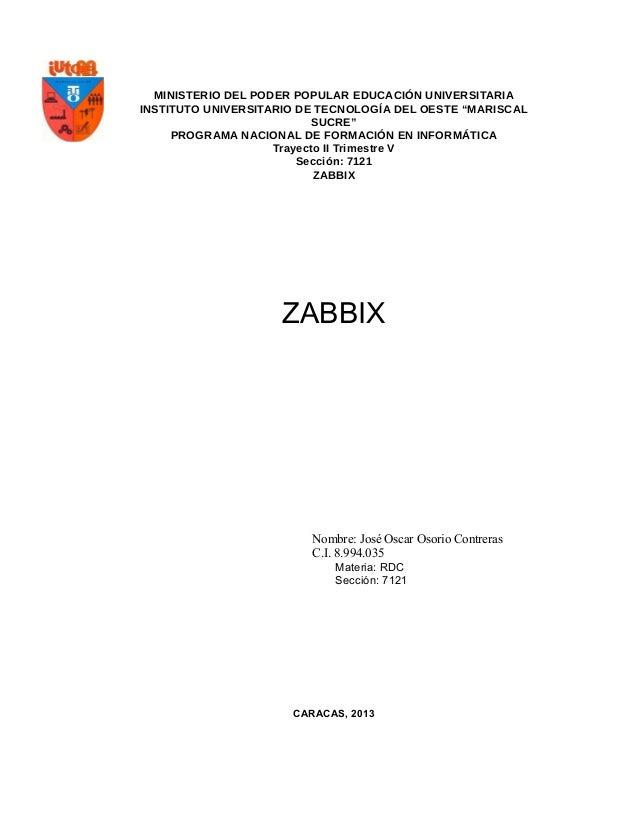 Zabbix rdc 02_06_2013