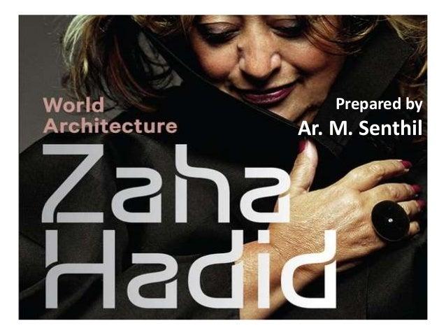 Zaha Hadid works