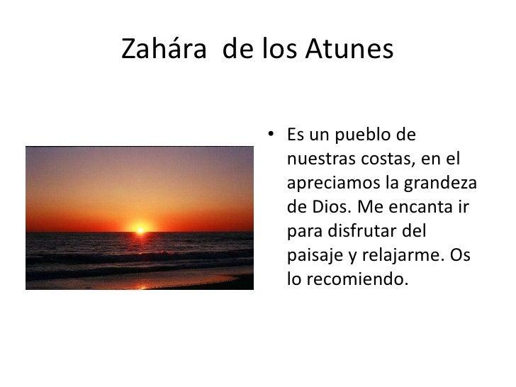 ZaháRa  De Los Atunes