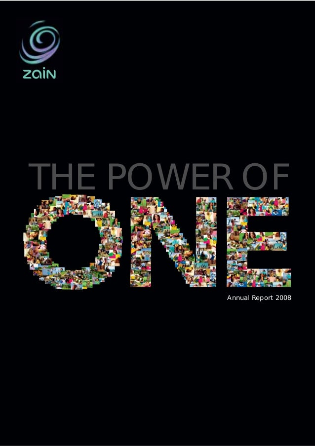 THE POWER OF         Annual Report 2008