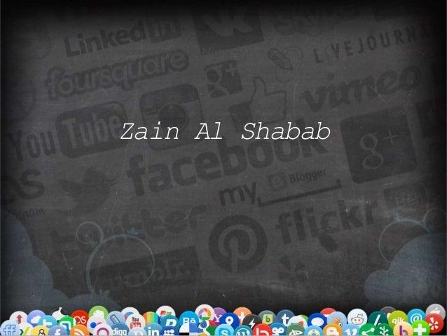 Twitter Session Zain Al Shabab