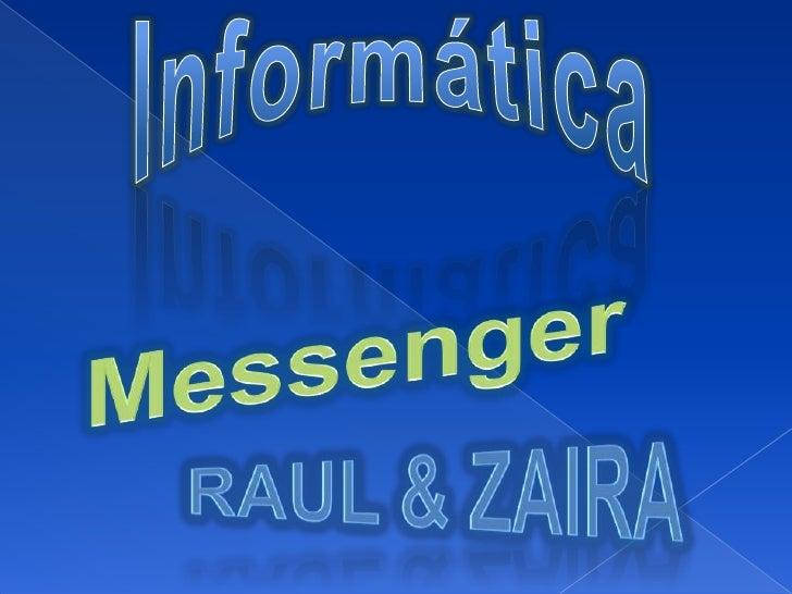 Para unirte a Messenger lo primero que debes hacer es crearte una cuenta , te metes en la pagina de Hotmail pinchas en cre...