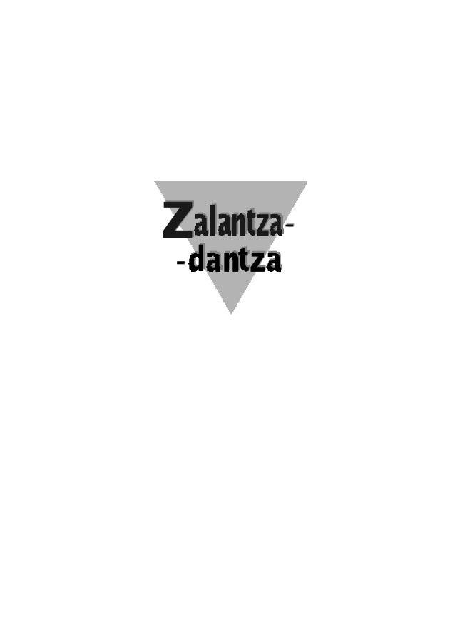 Zalantza-dantza