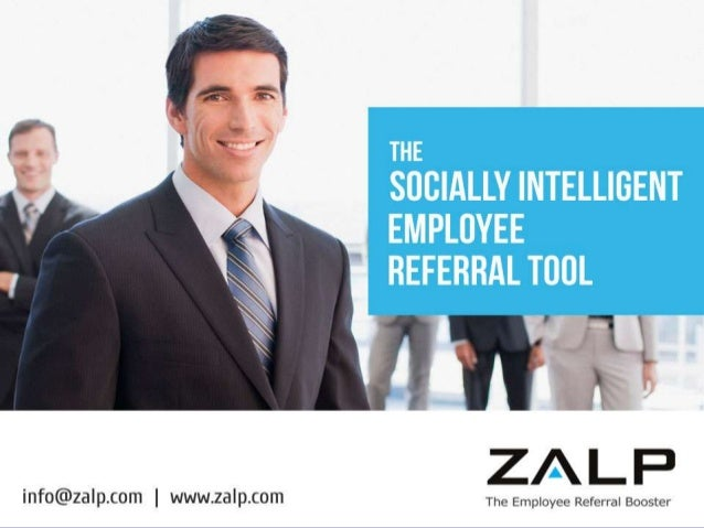 Raising your employee referral program results to 50% of all hires - ZALP