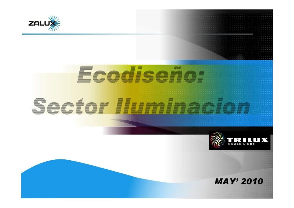 Cómo implementar los requisitos legales establecidos por las normativas de eficiencia energética europea en el sector de iluminación