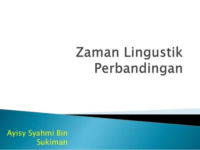 Ayisy Syahmi Bin Sukiman