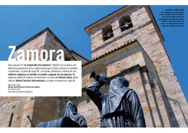 """ZamoraPara algunos es """"la ciudad del arte románico"""". Desde el río se divisa una bellísima panorámica de la ciudad bañada p..."""