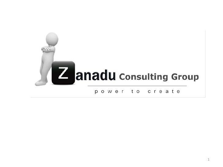 Zanadu Consulting