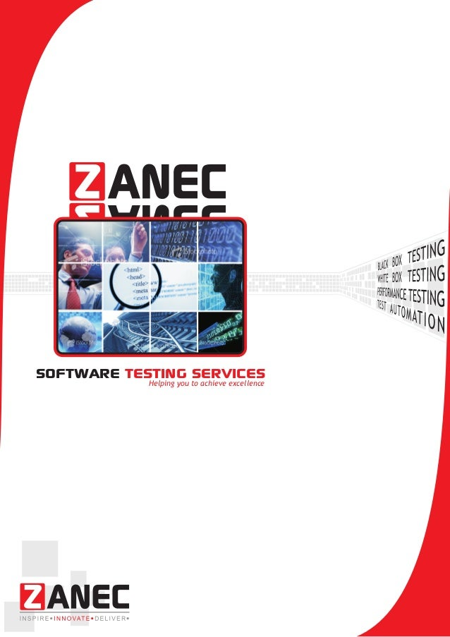 Software Testing ServicesHelping you to achieve excellence