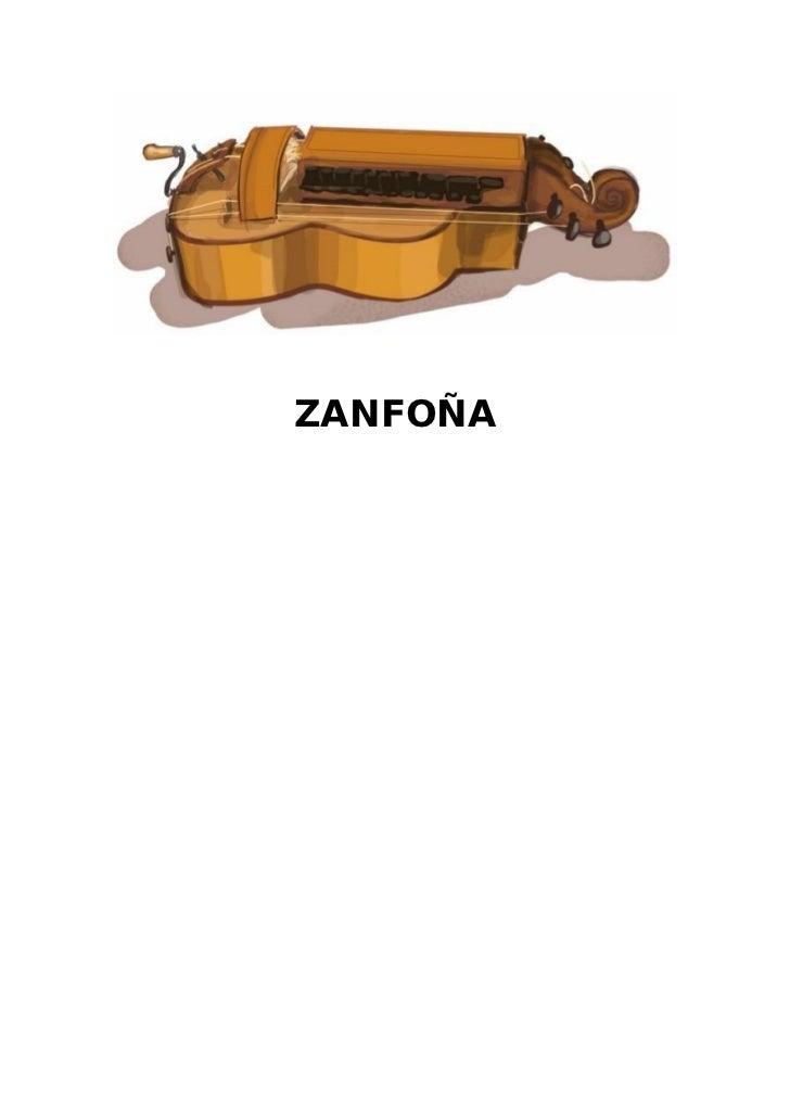 ZANFOÑA